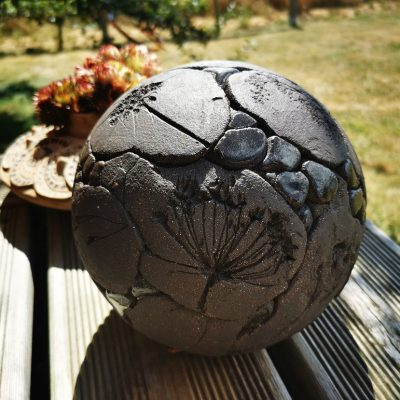grès noir